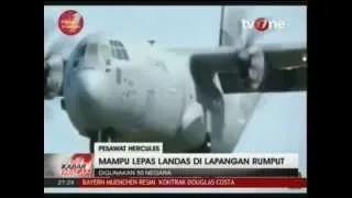 Menakjubkan, Kemampuan dan Spesifikasi Pesawat Hercules C 130