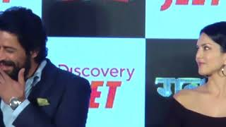 Mohit Raina is teaching Punjabi dialogue to Sunny Leone