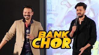 Bank Chor Event - Lag Gayi Tashreef - Riteish Deshmukh And Vivek Oberoi - ROAST Video