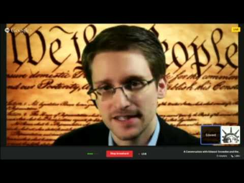 Snowden- 'Yes Absolutely' Would Leak Again News Video