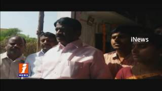 MLA Solipeta Ramalinga Reddy Distributes Subsidiary Seeds to Farmers | Siddipet | iNews
