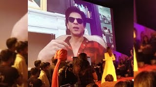 Shahrukh And Anushka FIGHTS Over Ring At Jab Harry Met Sejal Trailer Launch