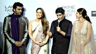 LAKME Fashion Week 2016 - Manish Malhotra, Kareena Kapoor, Arjun Kapoor, Jacqueline Fernandez