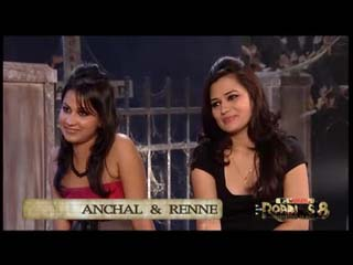 Graveyard 5 -Renne And Anchal (Episode 24) MTV Roadies Season 8
