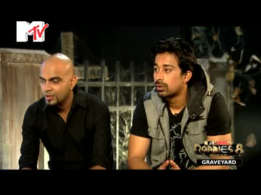 Graveyard 8 -Suraj Ranvijay Raghu (Episode 32) MTV Roadies Season 8