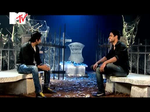 MTV Roadies Season 8 Graveyard 13 Episode 38 - Rahul And Raghu