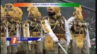 Republic Day Parade 2017 In Delhi | PM Modi Participated | iNews