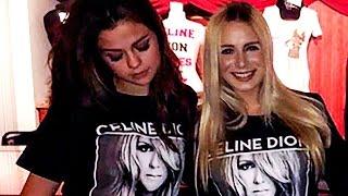 Selena Gomez Fangirls Over Celine Dion During Las Vegas Show