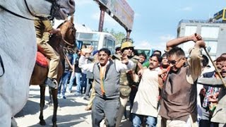 BJP leader Ganesh Joshi accused of attacking police horse Shaktimaan arrested