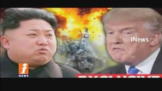 North Korea Warns US ahead of US Submarine To Arrives at Korea | iNews