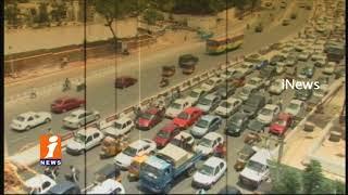 Telangana Govt Focus On Flyover Construction In Hyderabad | iNews