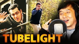 Salman Khan's Tubelight BREAKS Record, Jackie Chan To DUB Salman's Tubelight Chinese Version