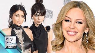 Kylie Minogue SLAMS Kylie Jenner