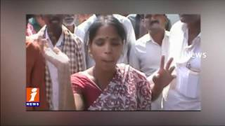 4 Years Old Girl Died By House Wall Collapse At Kukatpally | Hyderabad | iNews