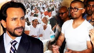 Saif Ali Khan's STRONG Reaction In Sonu Nigam's Azaan Controversy