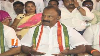 AP PCC Chief Raghuveera Reddy Fires On AP Govt Over AP Special Status | iNews
