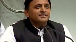 Akhilesh Yadav takes dig at UP CM Yogi Adityanath