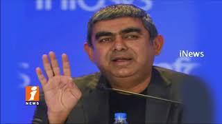 Infosys CEO Vishal Sikka Resign  | iNews