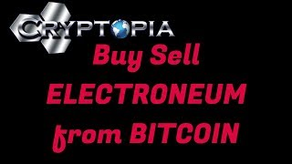 Cryptopia account set up & Electroneum Buy/Sell HINDI Tutorial