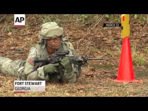 First Women Move to Army Platoon Artillery Jobs News Video