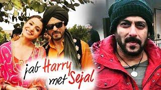 Shahrukh's Video Call For Jab Harry Met Sejal Trailer Launch, Salman's Tiger Zinda Hai Lucky Locket