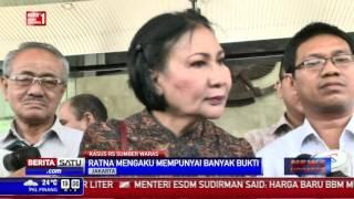 Datangi KPK, Ratna Sarumpaet Tanyakan Kasus RS Sumber Waras