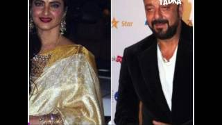 Once upon a time Rekha-Sanjay Dutt was married