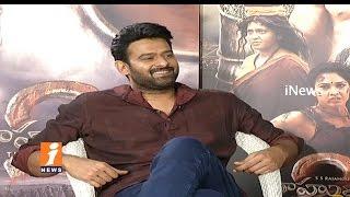 Prabhas On Releasing Baahubali 2 Movie In Multi Languages | Anushka | Rana | S S Rajamouli | iNews