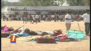Kites Festival Celebrations At Boys College Mahabubnagar | Telangana | iNews