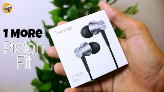 1More Piston Fit Earphones Unboxing I Review l In HINDI