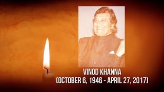 RIP- Vinod Khanna passes away at 70 | Remembering the legend