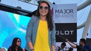 Sonakshi Sinha's Attempt To Enter The Guinness Book of World Records!