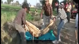 मृतक ने पिता के सपने में आकर मांगा इंसाफ, पुलिस ने शव को कब्र से निकाला