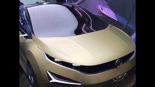 Auto Expo 2018- Tata Motors' 45X Hatchback Concept revealed