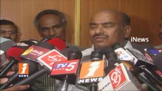 TDP MP JC Diwakar Reddy Inspects Swachh Bharat Works In Anantapur | iNews