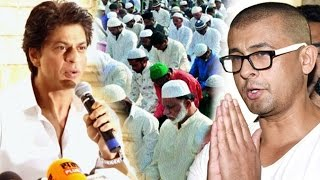 Shahrukh Khan RESPECTS Every Religion - This Video Is Big Slap To Sonu Nigam - Azaan Controversy
