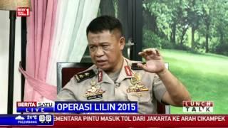 Lunch Talk: Operasi Lilin 2015 #2