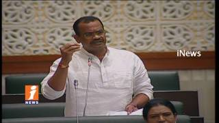 Komatireddy Venkat Reddy Replies KTR Comments On Coong Party In Telangana Assembly   iNews