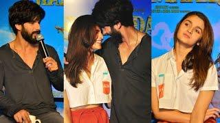 Shaandaar | Neend Na Mujhko Aaye | Song Launch | Shahid Kapoor | Alia Bhatt | Event Uncut