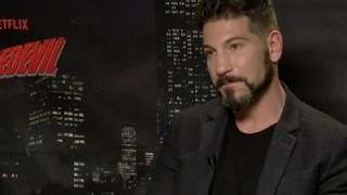 Bernthal- 'Daredevil' Is 'Not A Superhero Show' News Video