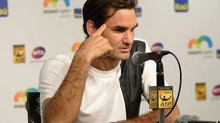 Roger Federer Withdraws From Miami Open, Novak Djokovic Wins Opening Match Sports News Video