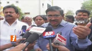 Minister Narayana Inspects Development Works in  Nellore City | iNews
