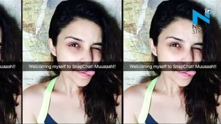 Sonam Kapoor made Parineeti join Snapachat - News Video