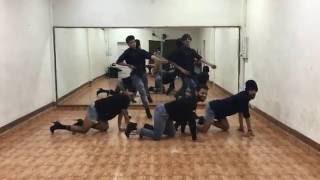 HIGH HEELS TE NACHCHE  VIDEO SONG - CHOREOGRAPHY ON HEELS | Vogue Dance Crew India