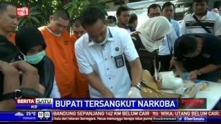 BNN Periksa Bupati Bengkulu Selatan Terkait Kasus Narkoba
