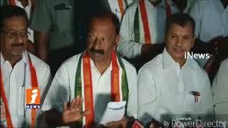 AP PCC Chief Raghuveera Reddy Comments TDP Govt | iNews