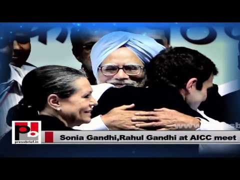 "Rahul Gandhi, Sonia Gandhi-""We does not respond by turning people against each other"""
