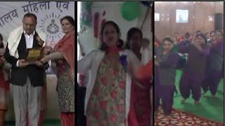 प्रदेश भर में धूमधाम से मनाया गया अंतर्राष्ट्रीय महिला दिवस