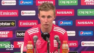 """No better feeling."" Joe Root after England beat South Africa"