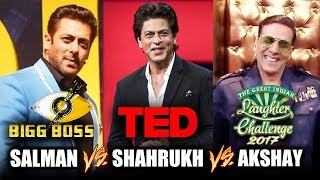 Salman Vs Shahrukh Vs Akshay- Who Will Rule On Television As A Best HOST?
